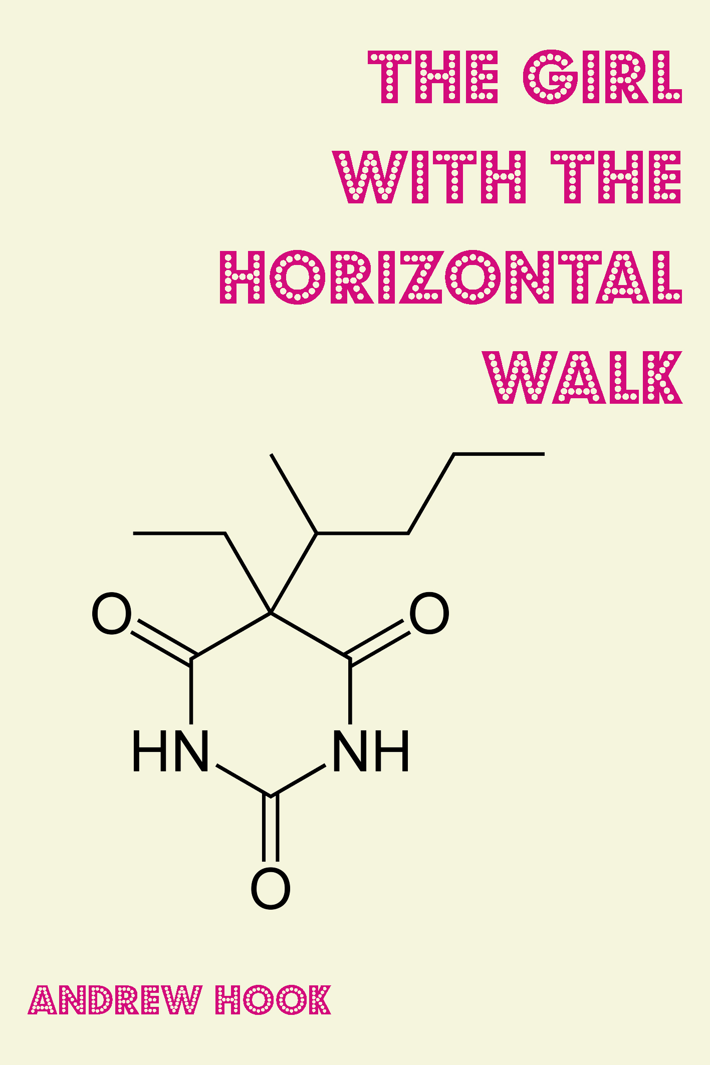 The Girl With The Horizontal Walk - Andrew Hook
