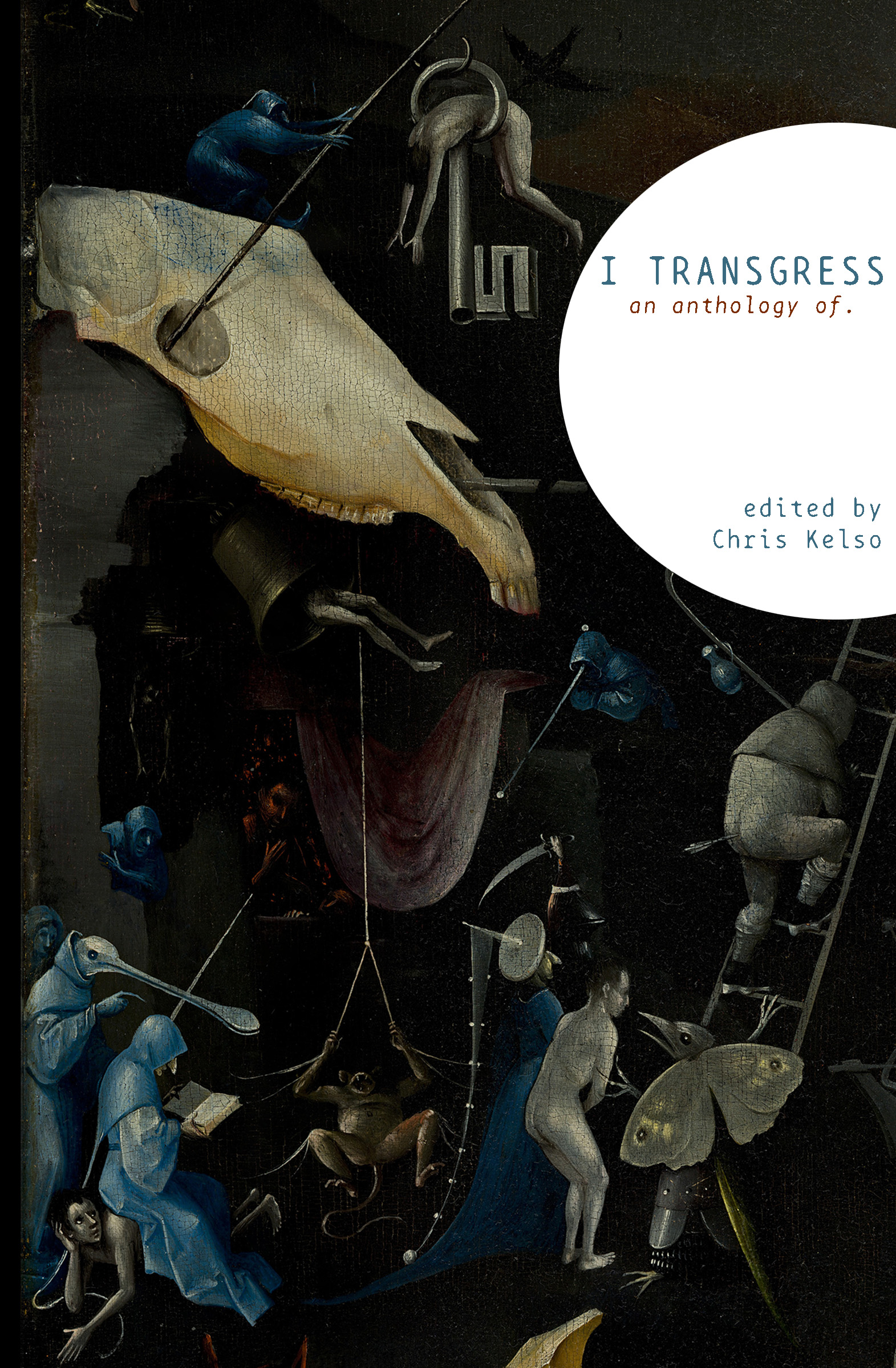 I TRANSGRESS: An Anthology Of Transgressive Fiction